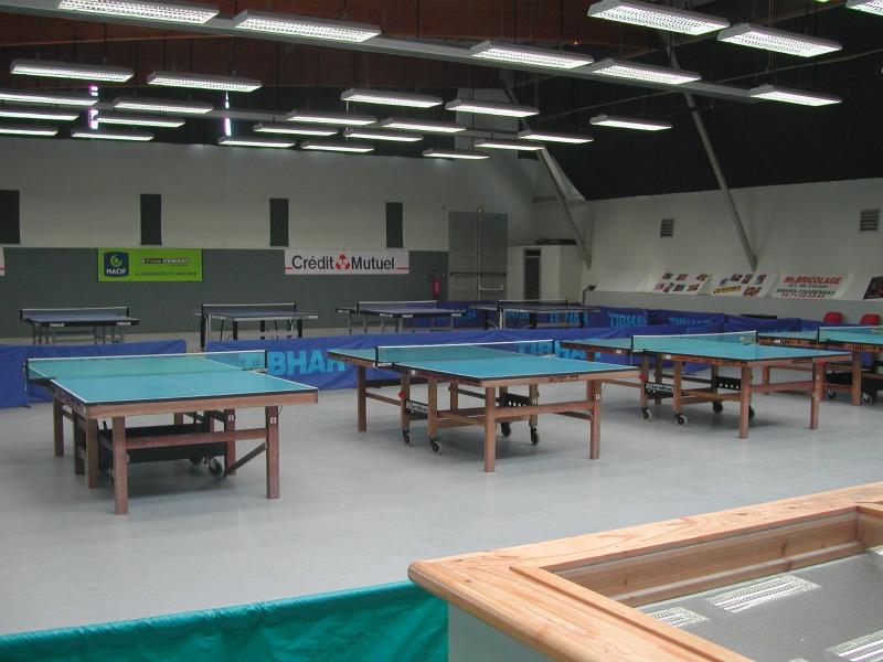 Mairie de chadrac - Friendship tennis de table ...